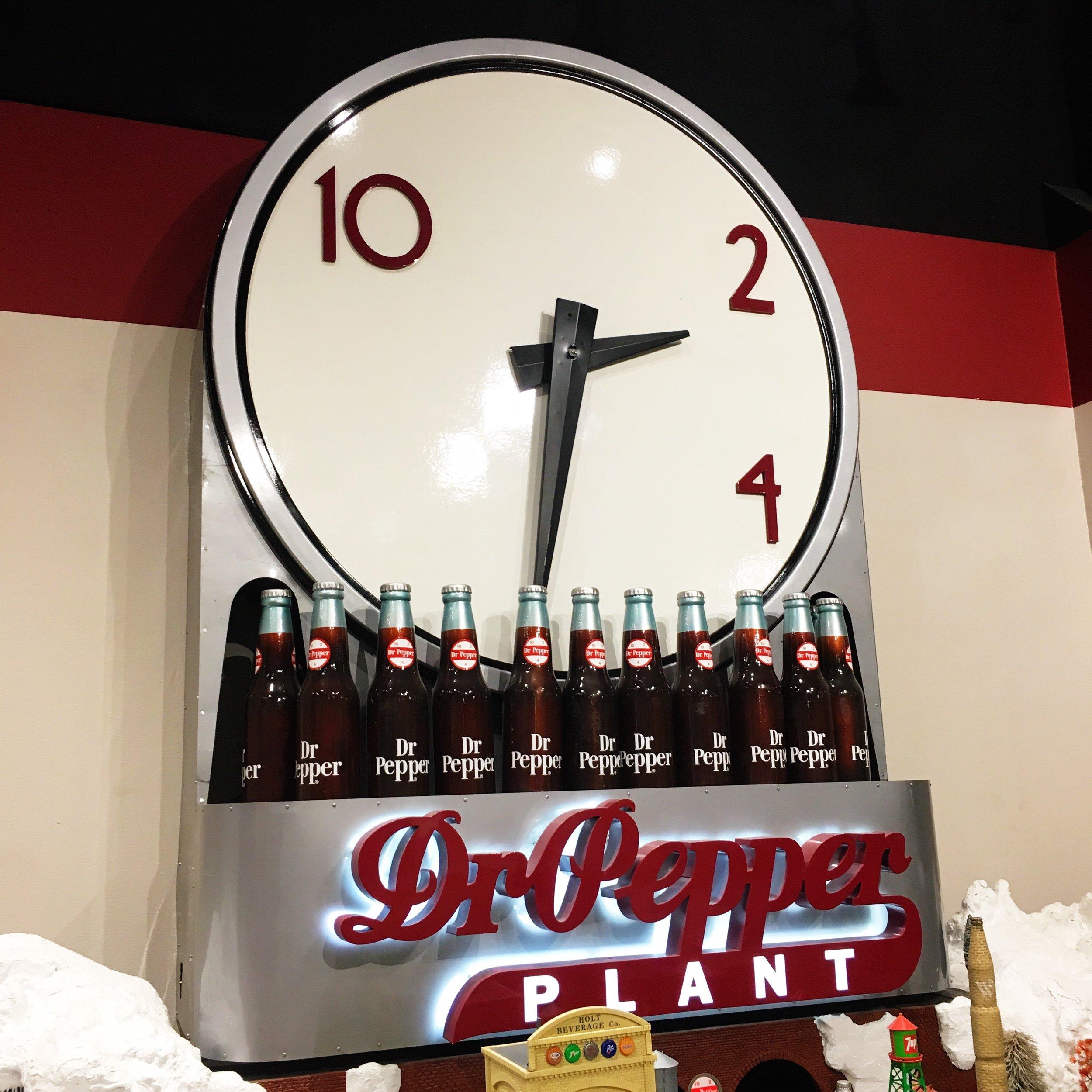 Dr Pepper Musuem - Things to do in Waco, Texas - Wander Dust Blog  (4).JPG