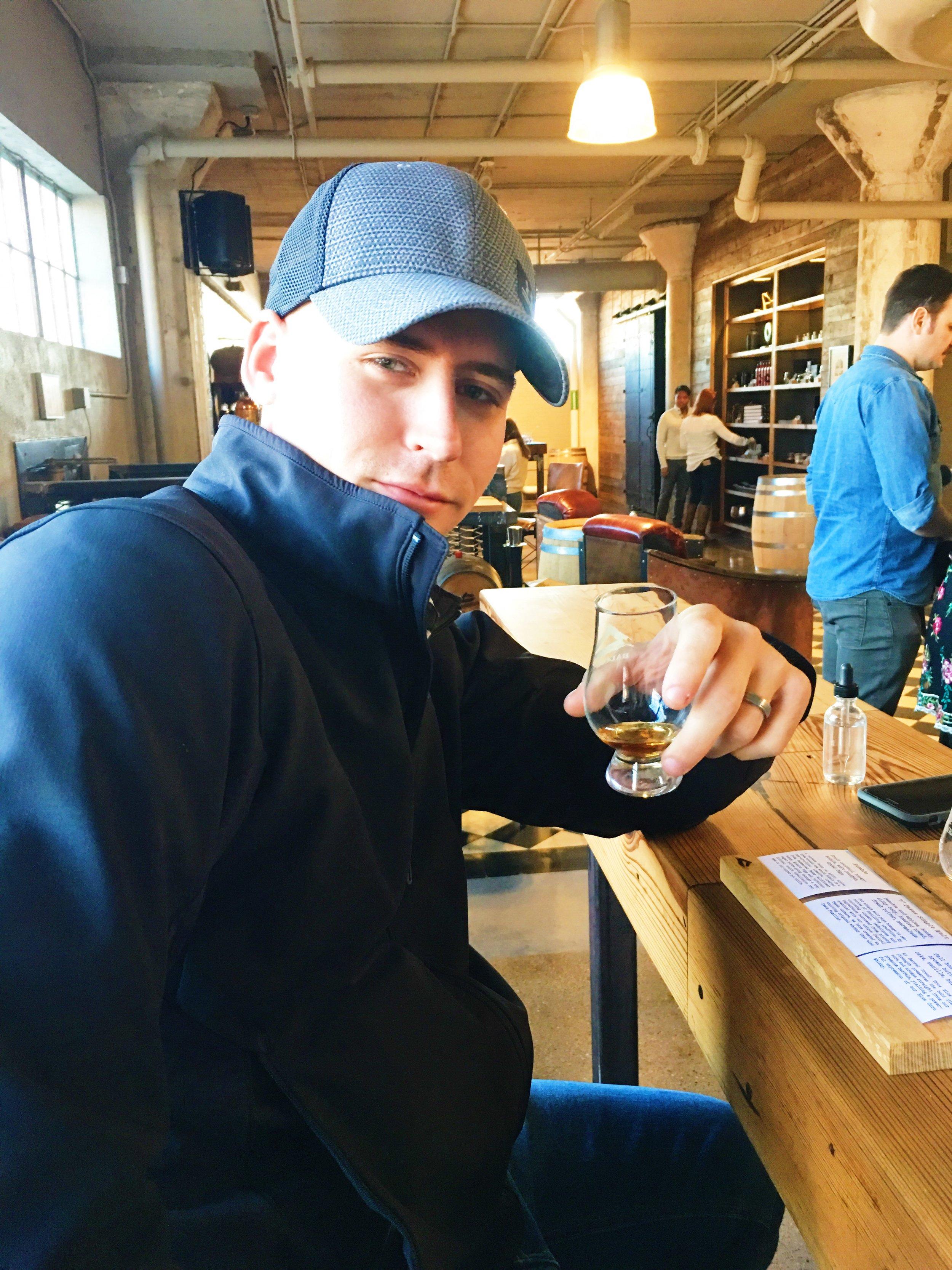 Balcones Whiskey - Things to do in Waco - Wander Dust Blog  (5).JPG