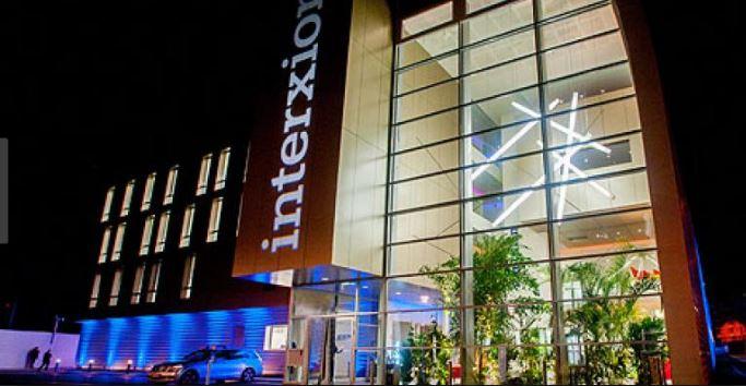 interxion facility at night.JPG