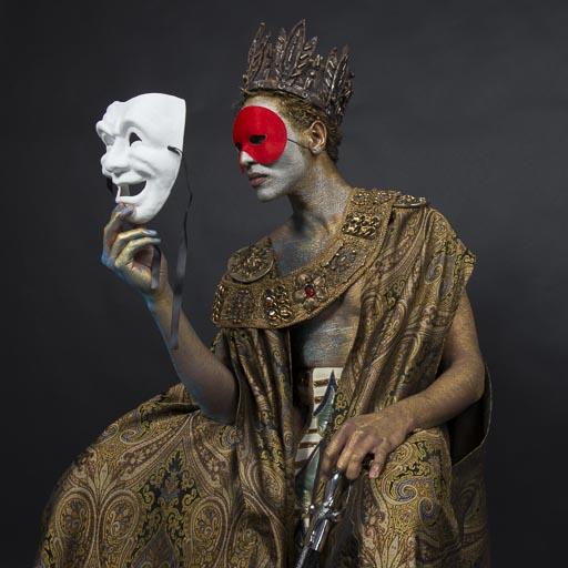 The Persona , 55 x 43 cm, 2013