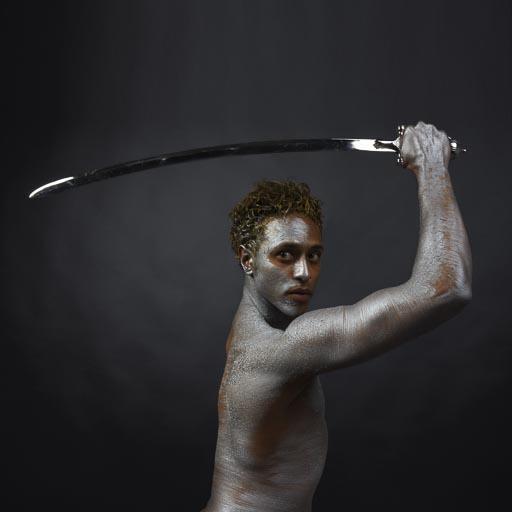 The Poet,  55 x 43 cm, 2013