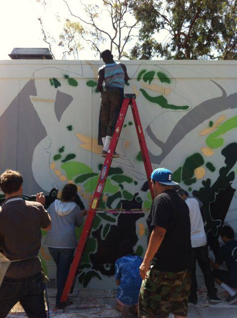 Courtesy of Santa Barbara High School / Visual Arts & Design Academy