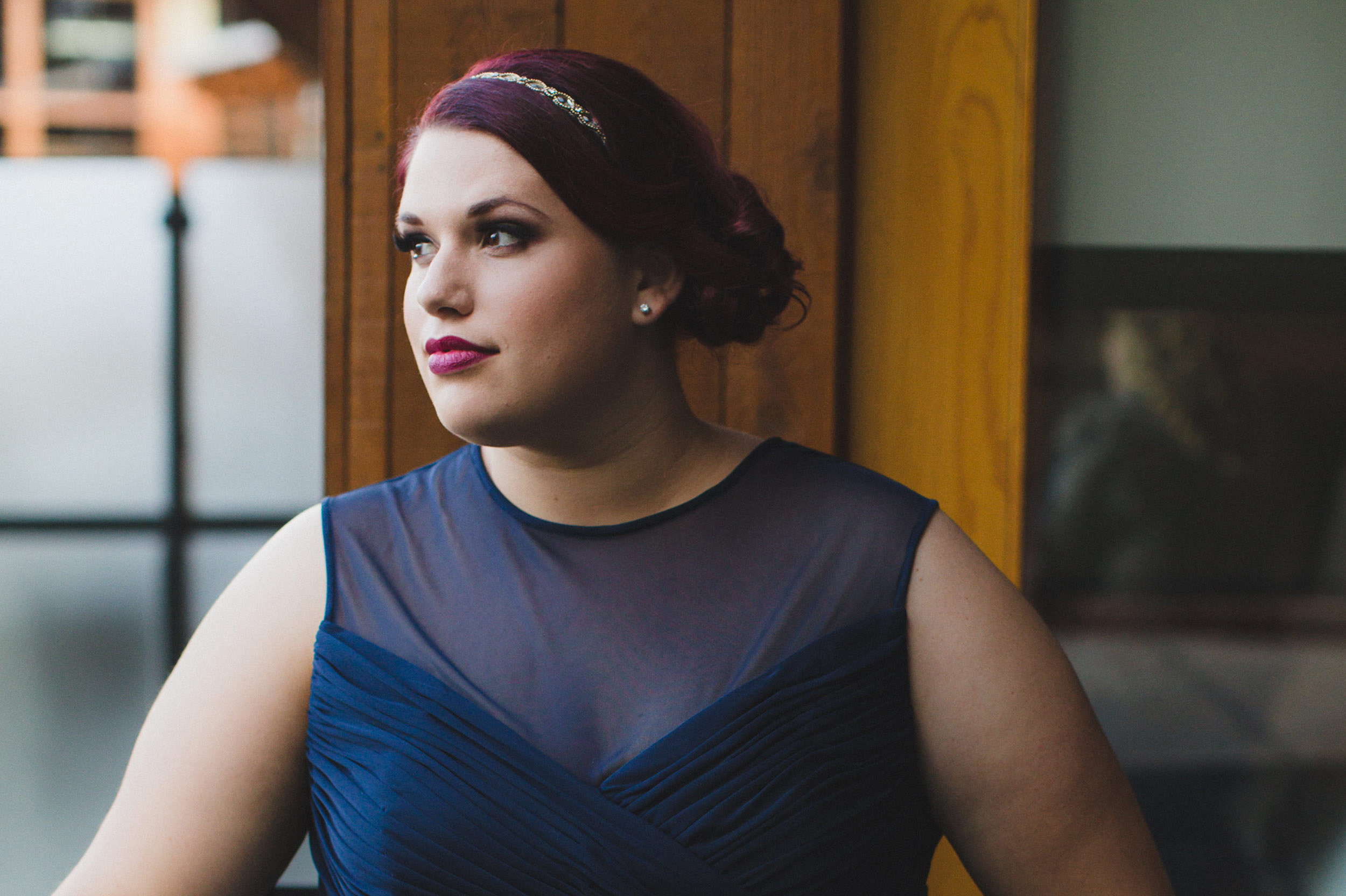 My look the day of my wedding surpassed my expectations, and the girls really helped calm an anxious, picky bride. My bridesmaids and I felt truly beautiful thanks to Artistry by Alexa!