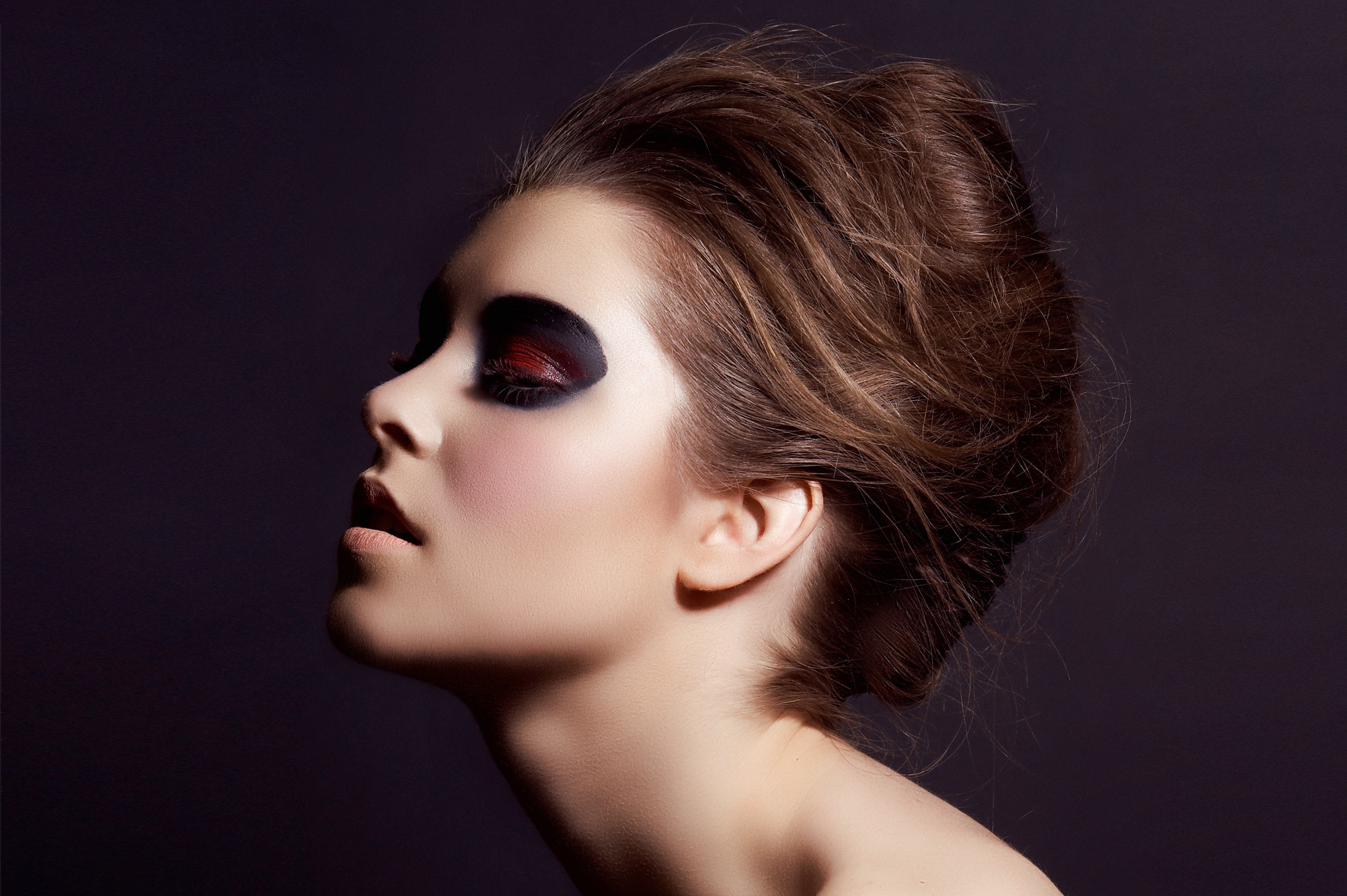 photo by  Jennifer Dickinson | hair by  Seungmin Yoo | model Kyla Habazin