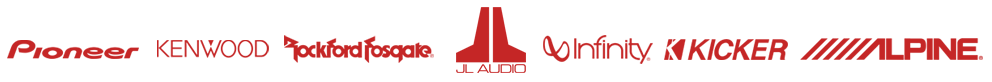 audio brands audio shack of el cajon carries