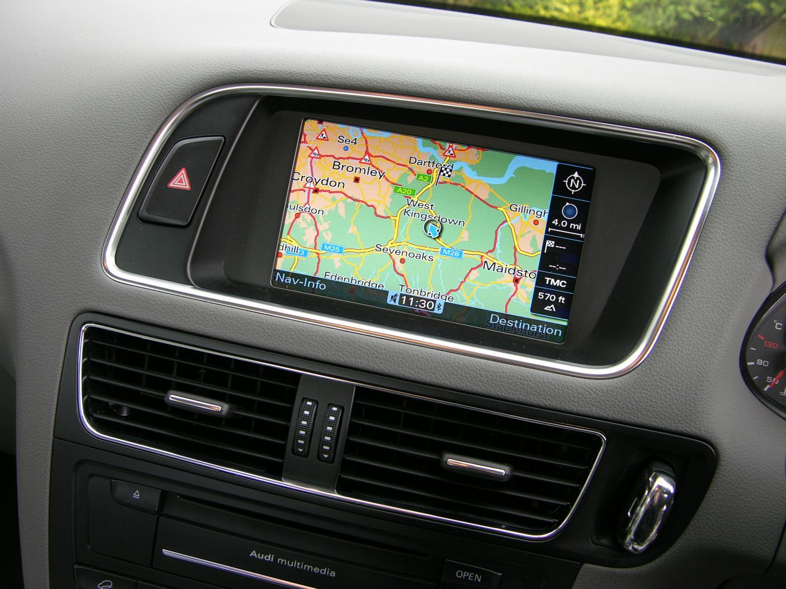 GPS Navigation System Installation in San Diego