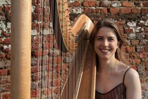 Anna Wynne - Harp