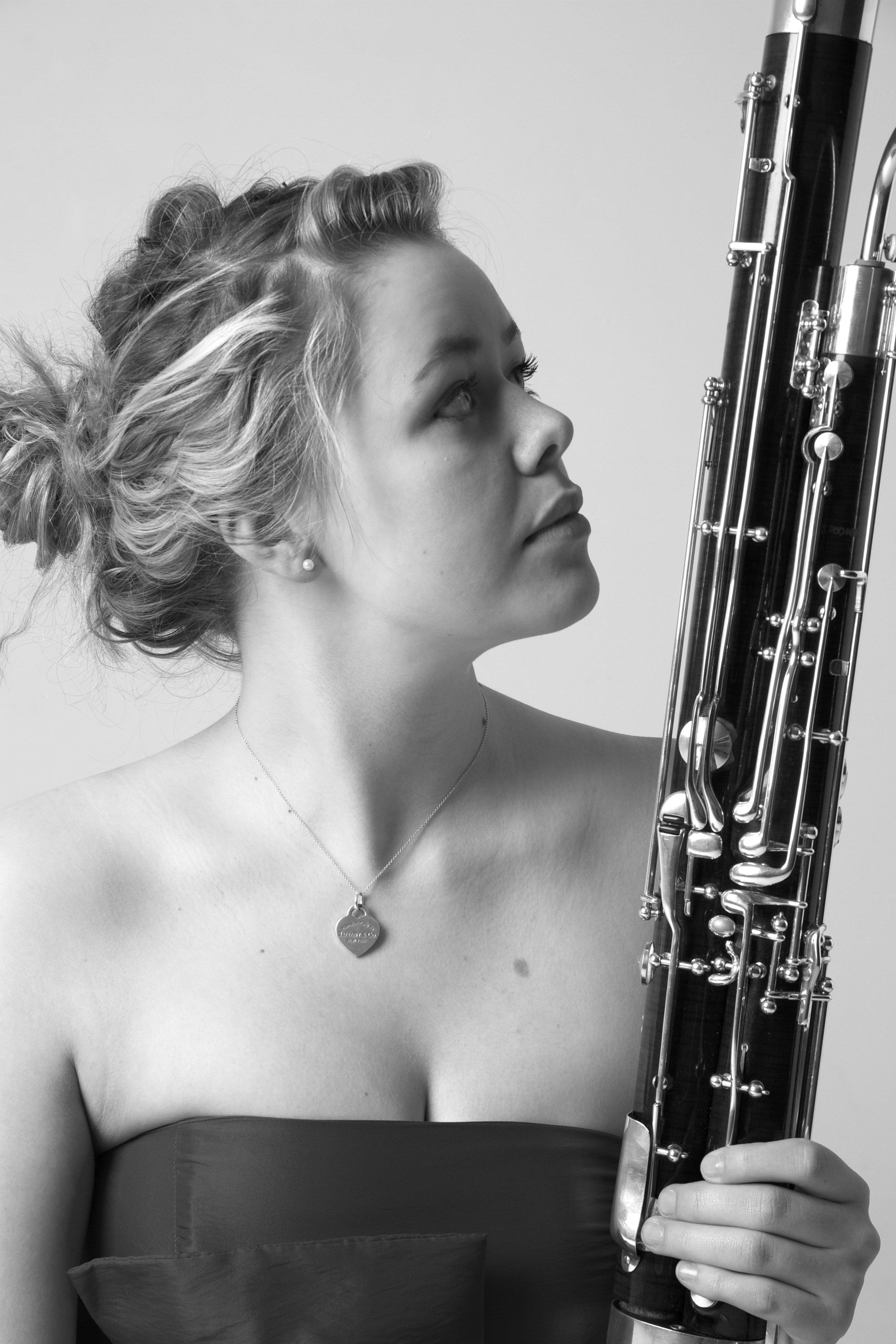 Phoebe Stamford-Kamps - Bassoon