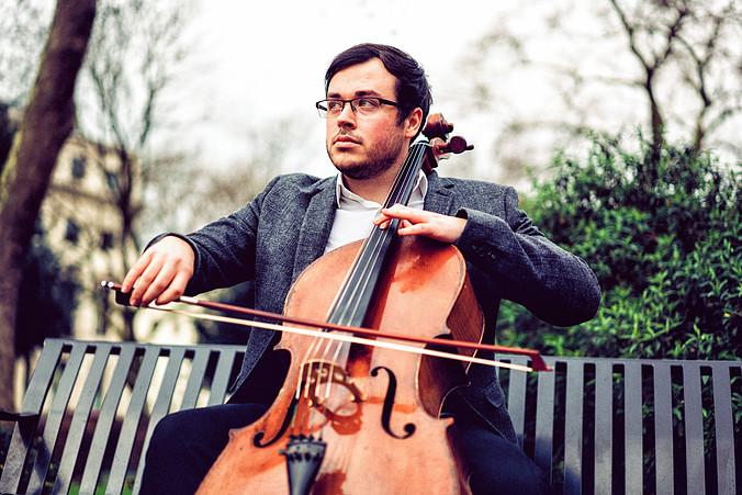 Fraser Bowles - Cello