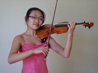 Lana Trimmer - Violin