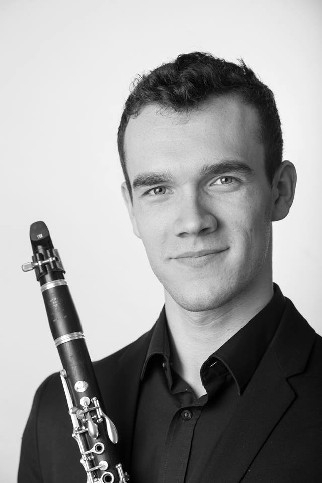 Nelson Sinclair-Strong - Clarinet