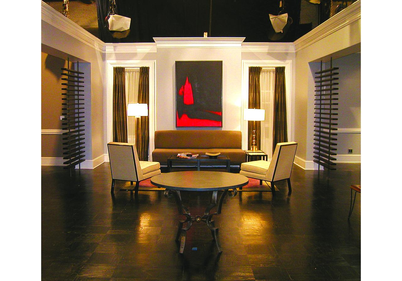 Set Decor Sex The City Enid Frick S Apartment Ondine Karady Design