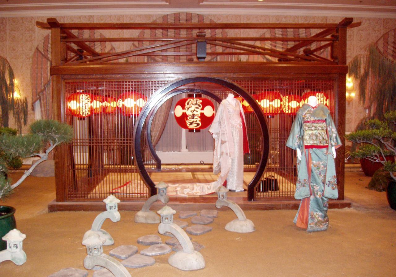 """""""Memoirs of a Geisha"""" (2005)"""