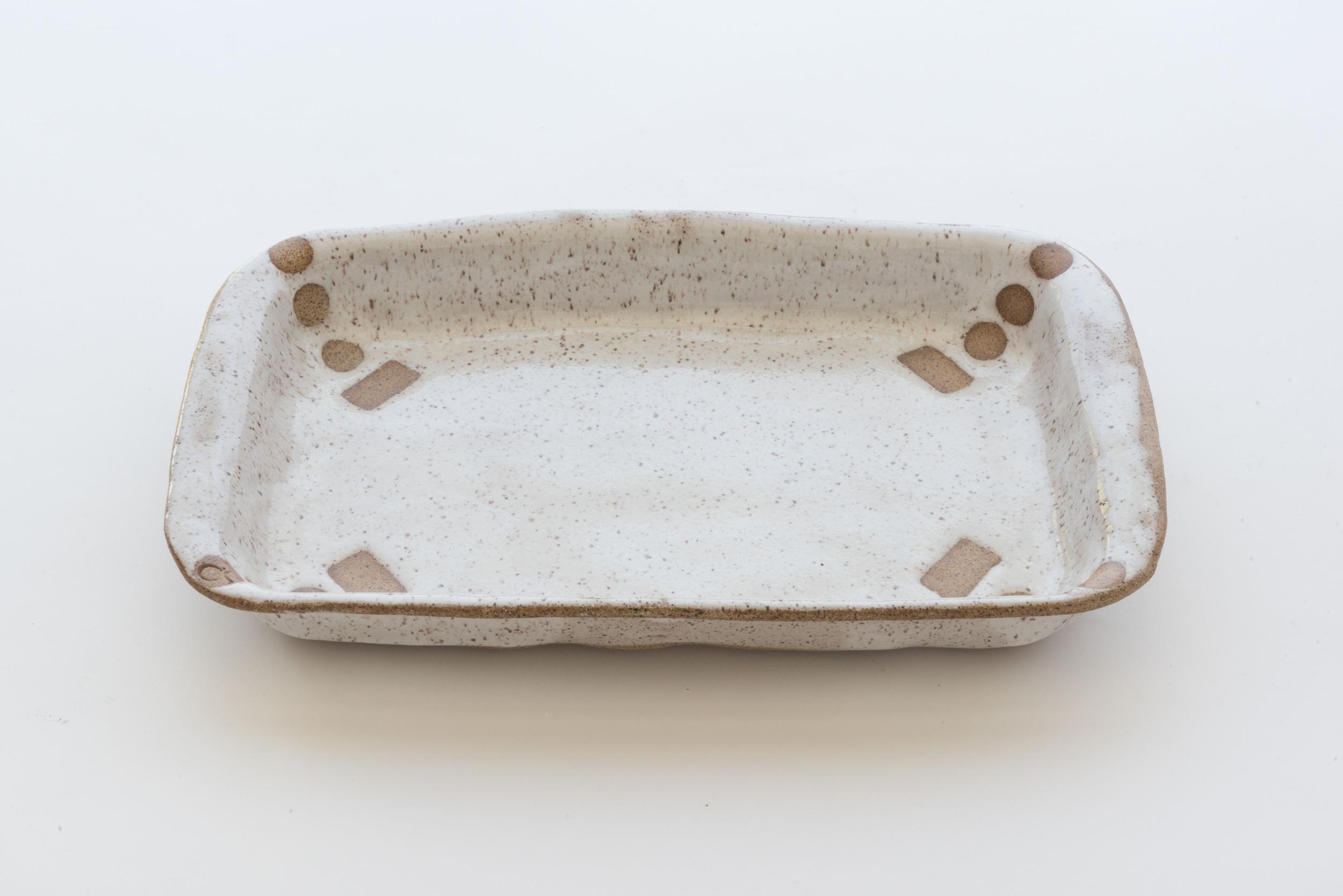Ceramic Serving Dish (Rectangular)