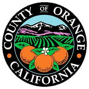 Seal of Orange County, California