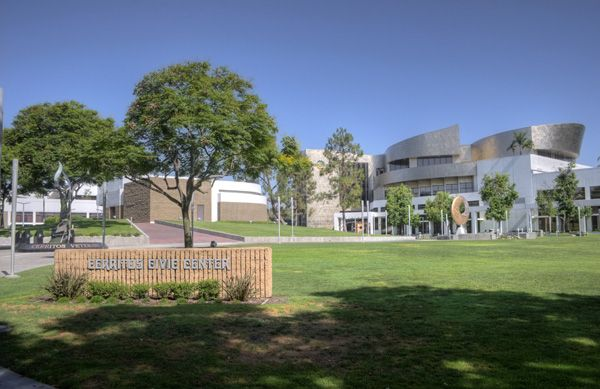Photo of the Cerritos Civic Center from cerritos.us