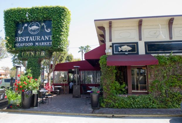 Photo of the Fish Company Restaurant & Seafood Market from  ocregister.com