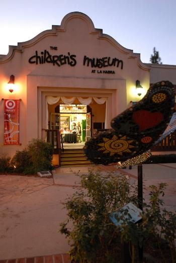 Photo of the La Habra Children's Museum from  laparent.com