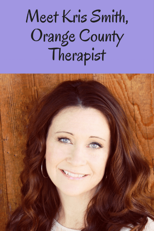 Kris Smith Orange County Therapist