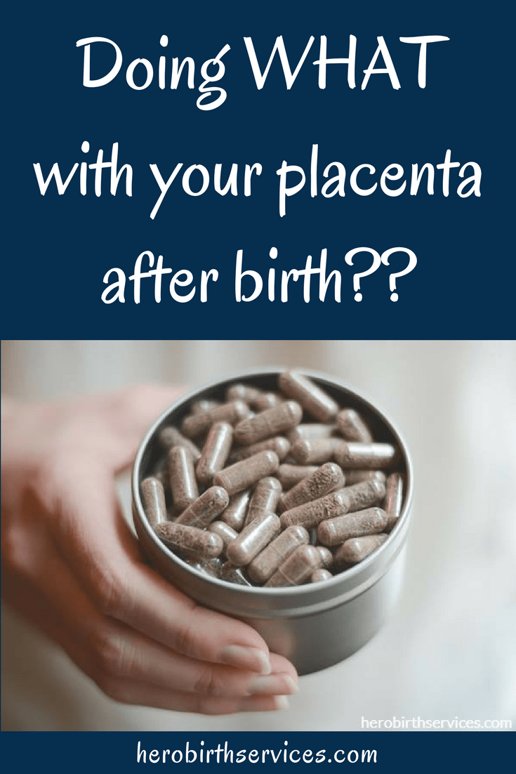 Eating your placenta Aliso Viejo
