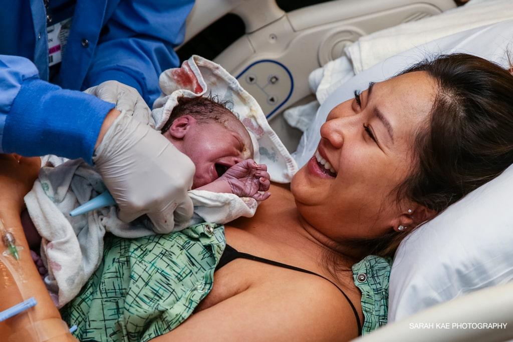 Hoag labor doula Sarah Kaempfe birth photography