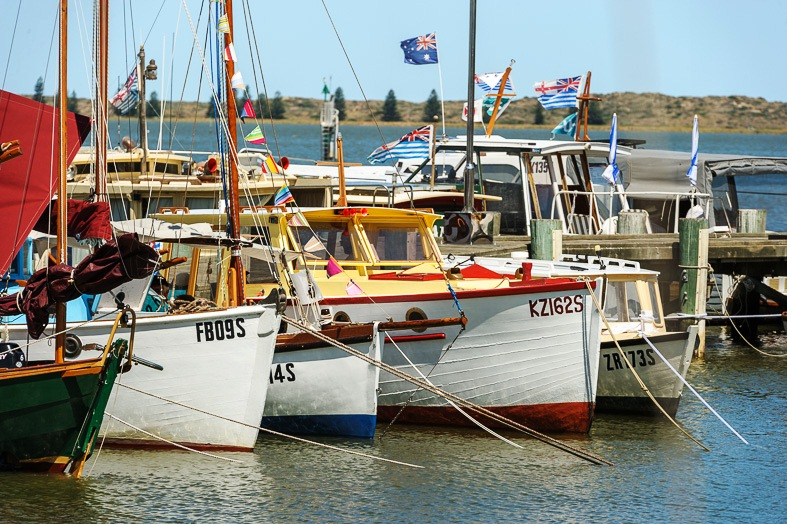 Links South Australian Wooden Boat Festival Goolwa