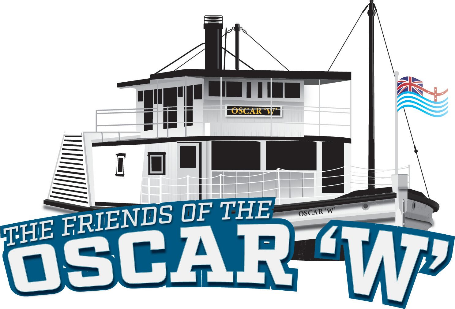 The Friends of the PS Oscar 'W'