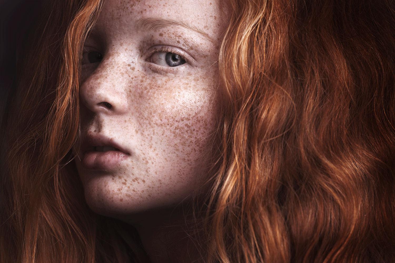 Model: Signe Madsen