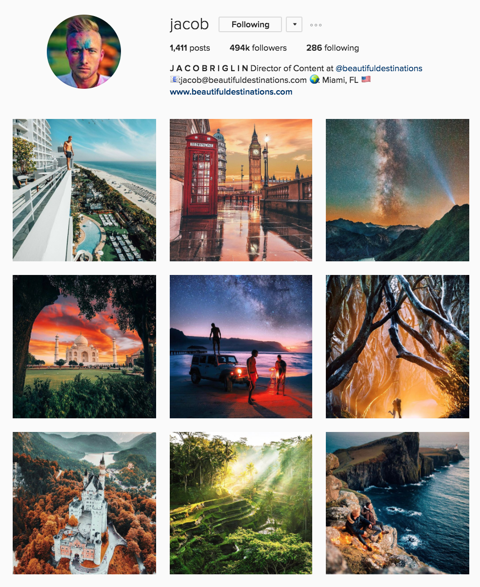 jacob-riglin-instagram-account