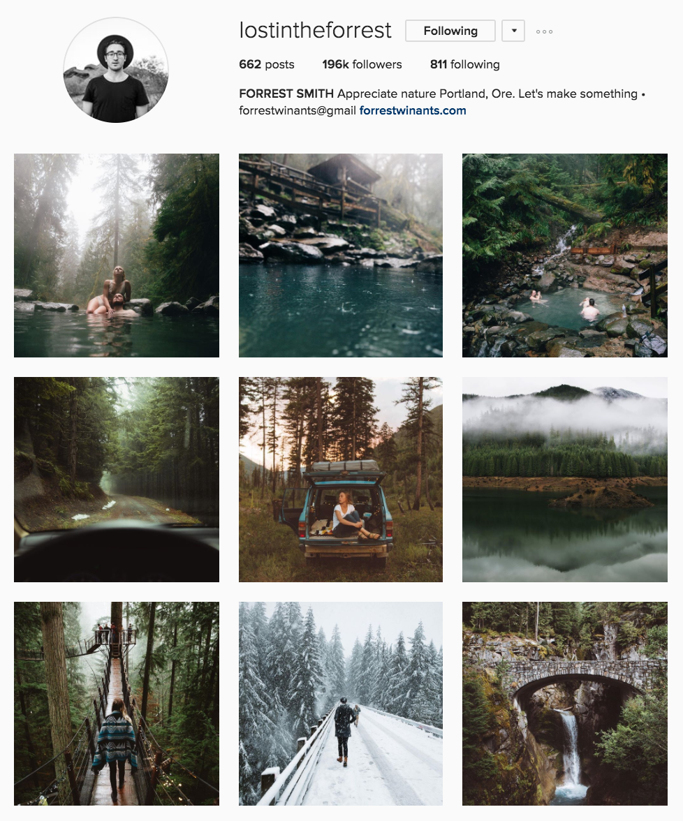 forrest-smith-photography-instagram-account