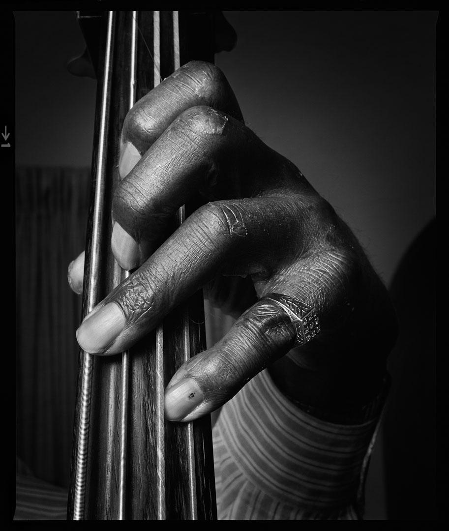 Willie Dixon's Hand