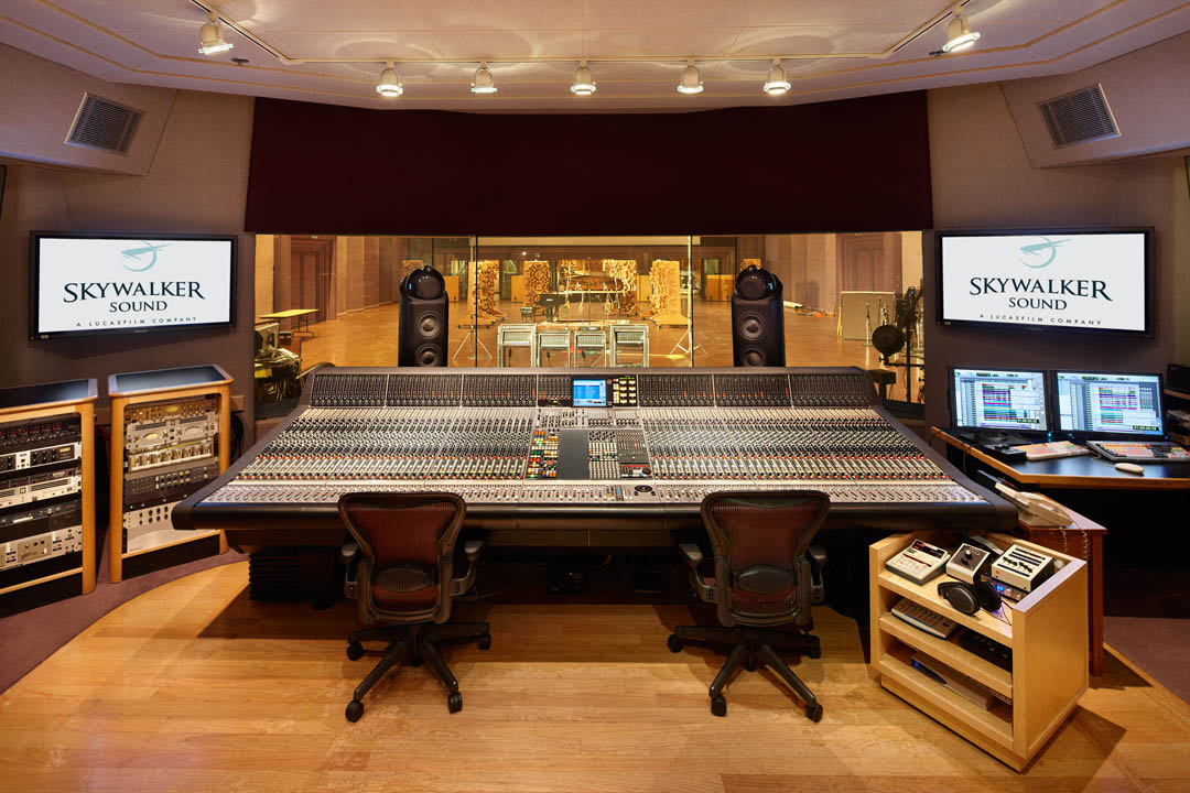 Skywalker Scoring Stage w/Neve Console