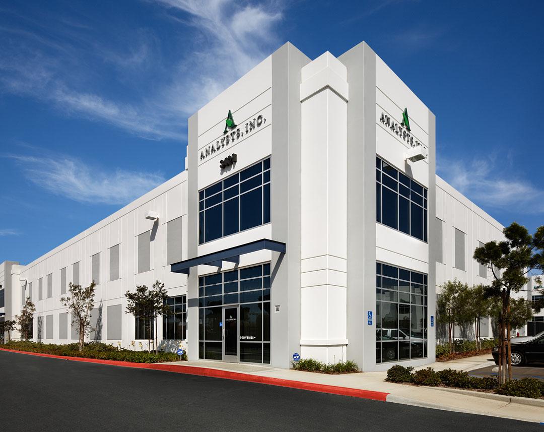 Analysts Inc, Hawthorne, Ca.