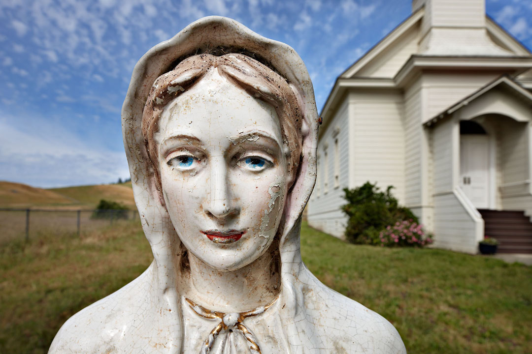 Our Lady of Rancho Nicassio