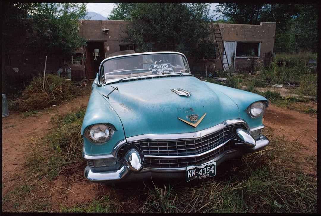 Cadillac, Garden of the Gods, Colorado