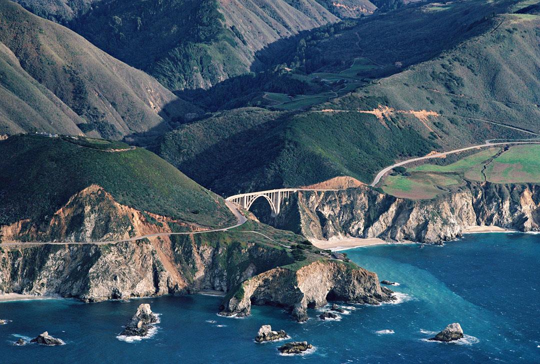 Bixby Creek Bridge, Big Sur, Ca.