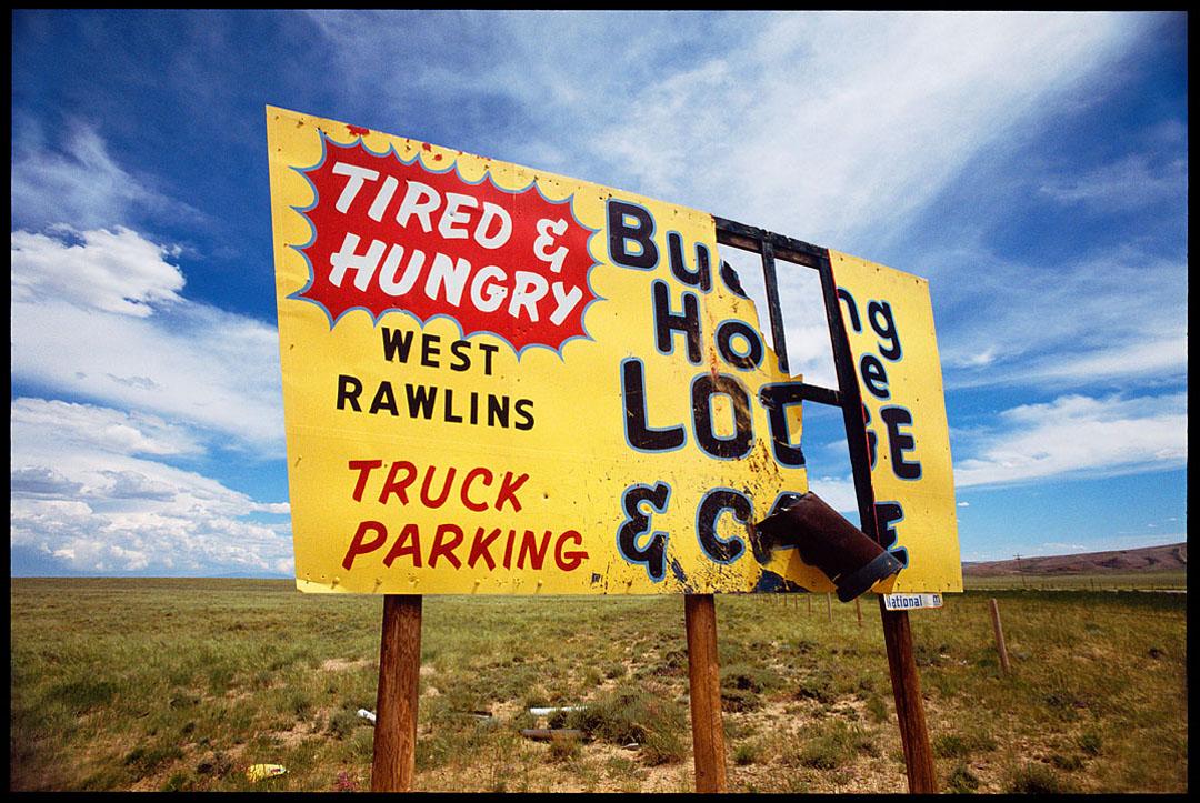 Bucking Horse Lodge, West Rawlins, Wyoming