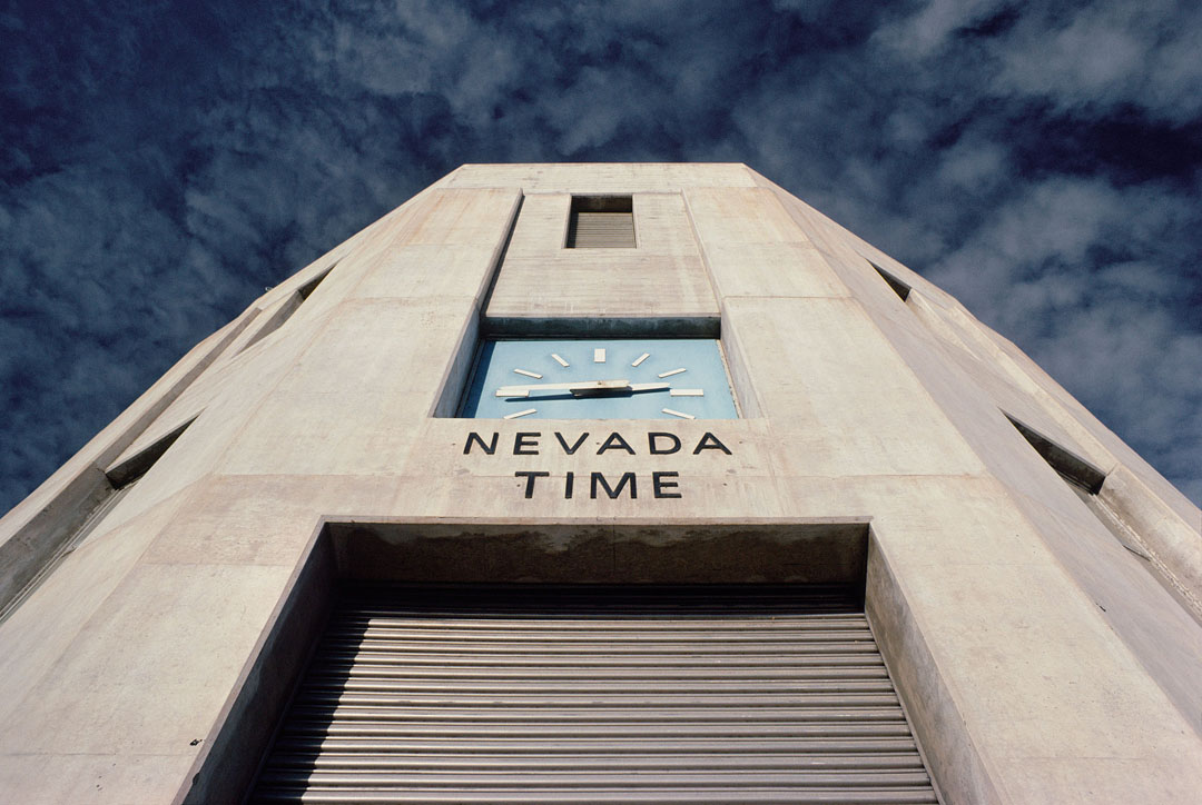 Nevada Time, Hoover Dam