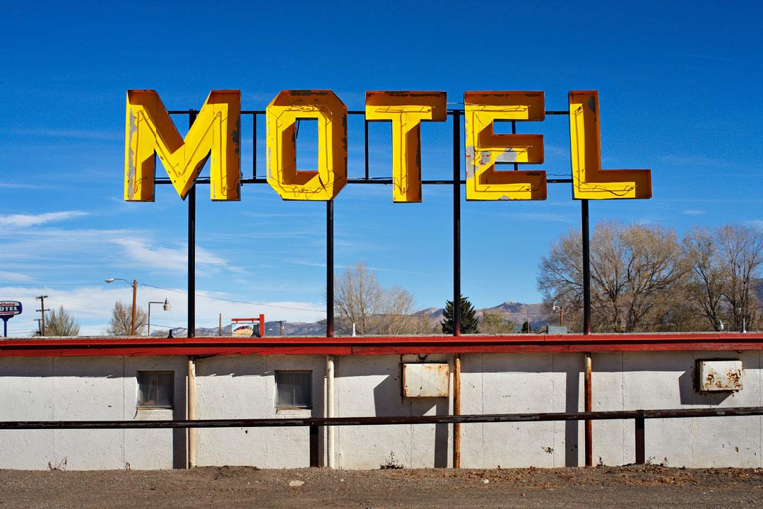 Motel, Ely, Nevada