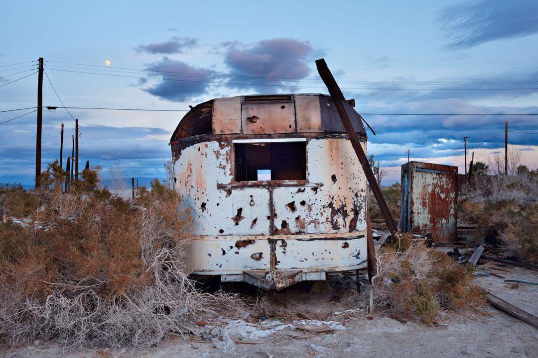 Trailer, Salton City, Ca.