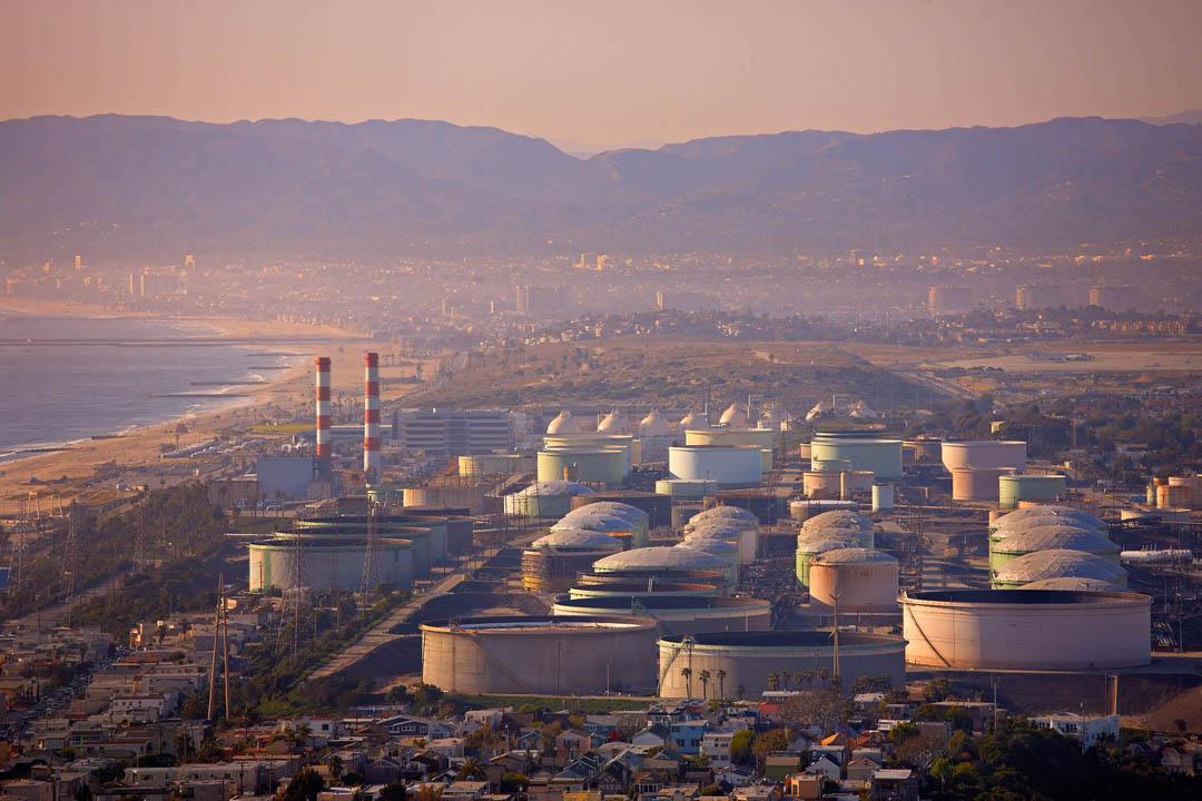 Hyperion Sewage Treatment Plant