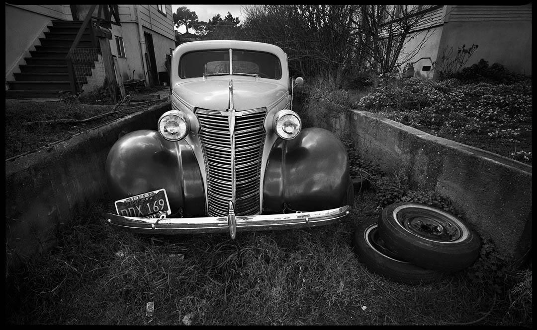 1938 Chevy, Monterey, Ca.