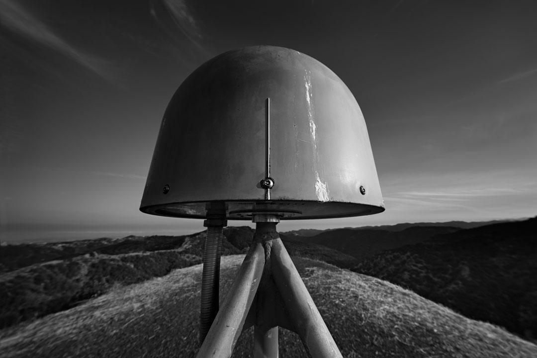 Seismic Sensor, Santa Monica Mountains