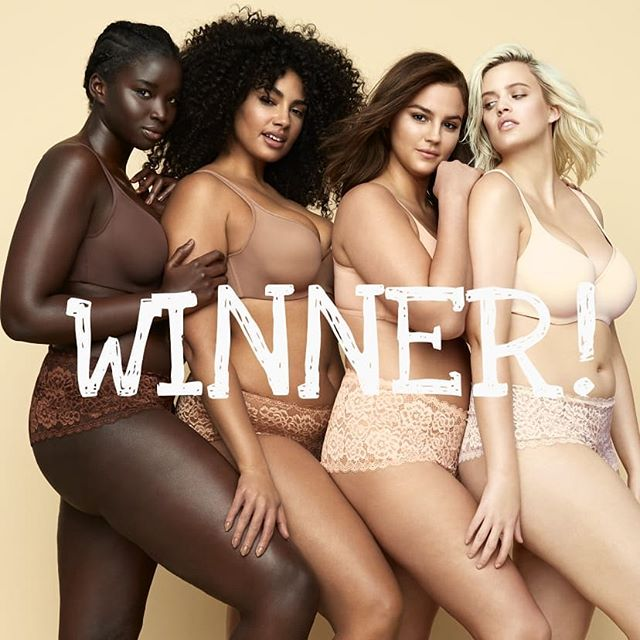 Thank you to everyone who enter my @additionelle x Déesse Summer Nudes Collection Giveaway! I am pleased to announce the winner of their very own bra & panty set is @jea.nn.ie !! Congratulations love - I'll be sliding into your DMs soon to get your details!  I'd love to see you all rocking your own sets SO tag me in your images!! #AdditionElle