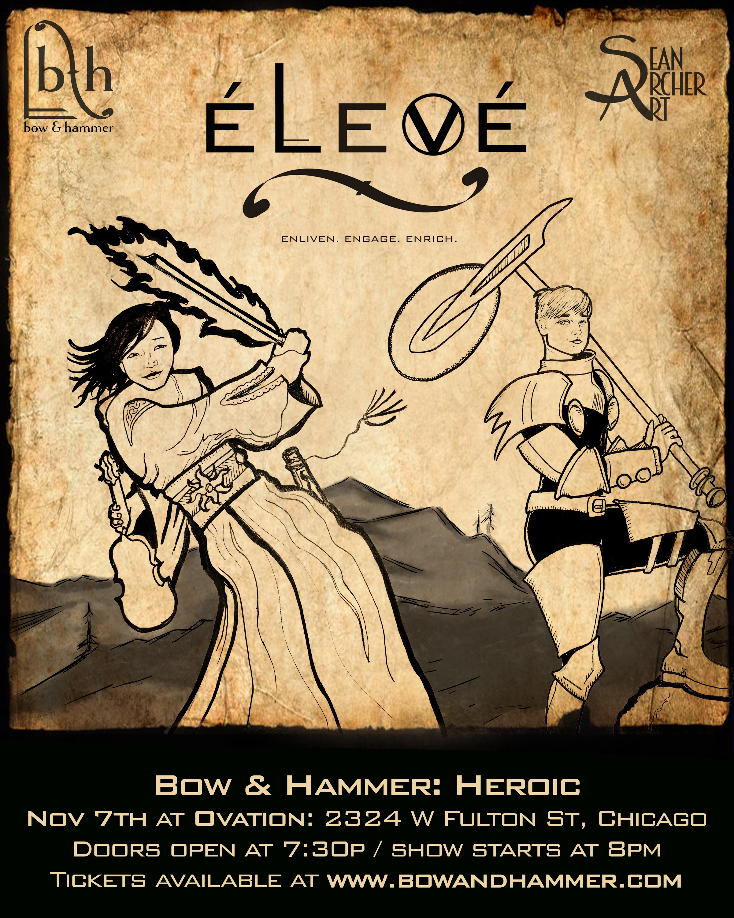 See the full program, details and more at http://www.bowandhammer.com/comingup/levnov14