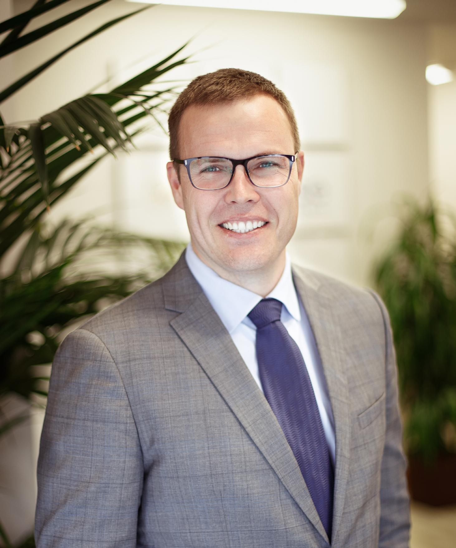 Ambrose Plaister, CEO