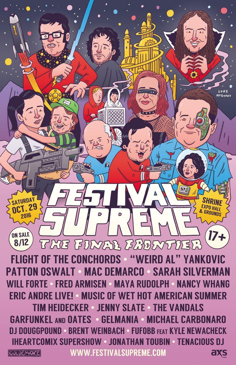 Festival Supreme 2016