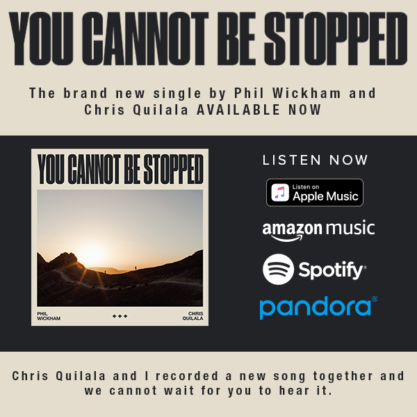 - Praying that this song leads hearts into higher places of victory and deeper places of worship.Honored to have written and recorded this song with my friends Chris Quilala and Hank Bentley.- Phil