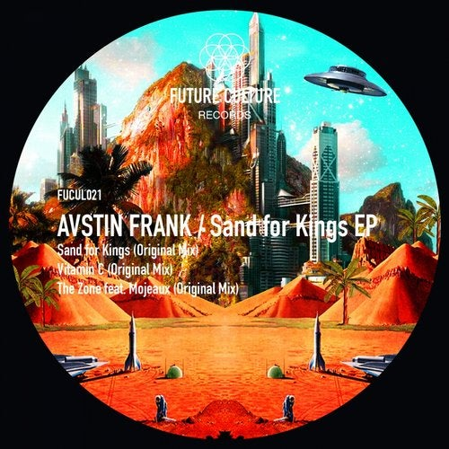 SAND FOR KINGS EP / FUTURE CULTURE / FCUL021
