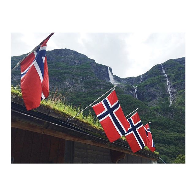 Happy Syttende Mai! 🇳🇴 . . . #syttendemai #17ofmai #norway #scandinavianliving